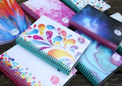 Ultimate Diary Planner 2018 Cover Options