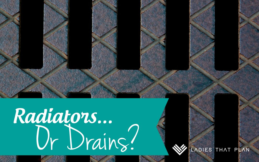 Radiators or Drains?