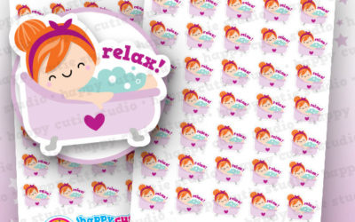 10 Awesome Stickers For Me Time