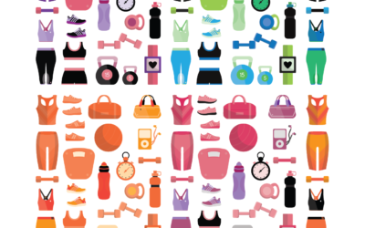 10 Awesome Stickers For Fitness